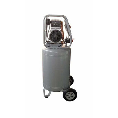 Complete California Air Tools 20 Gallon Quiet Air Compressor Package - Everything But The Plant