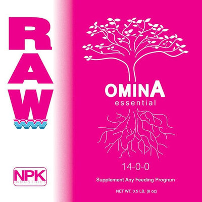RAW ominA: acids - Everything But The Plant