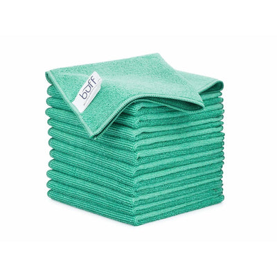 "12""x12"" Buff™ Pro Multi-Surface Cleaning Cloth - 12 Pack - Everything But The Plant"