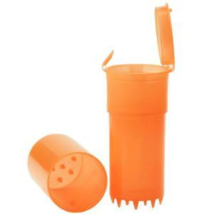 ShredTainer Orange Grinder w/Storage Container (20 qty.) - Everything But The Plant