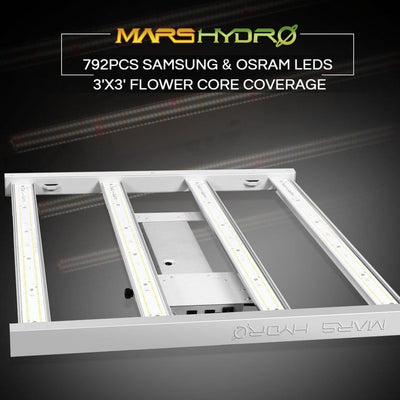 MARS FC-3000 LED Grow Light - Everything But The Plant