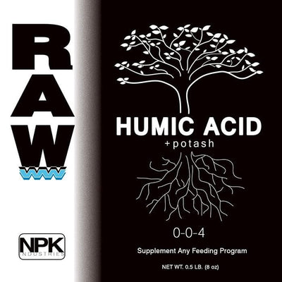 RAW HUMIC ACID: chelate - Everything But The Plant