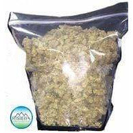 HISIERRA® BAGnBOOST 1 Pound Cannabis Packaging (100/Case) - Everything But The Plant