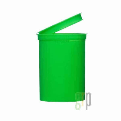 30 Dram Opaque Child Resistant Pop-Top Bottles (150/case) - Everything But The Plant