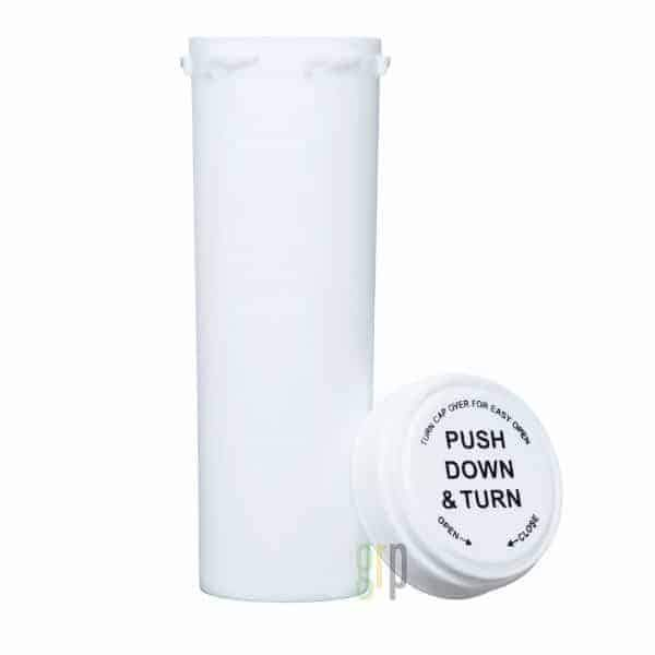60 Dram Push & Turn Reverse Cap Bottles - Everything But The Plant