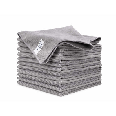 "16""x16"" Buff™ Pro Multi-Surface Microfiber Towel - 12 Pack - Everything But The Plant"