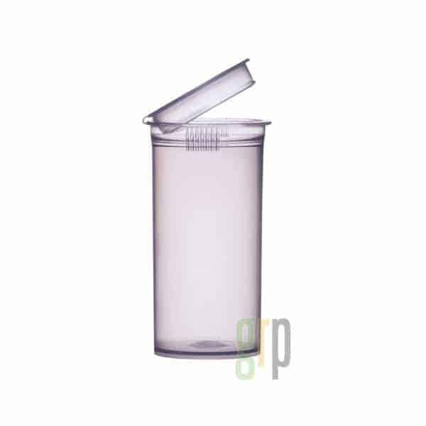 13 Dram Translucent Child Resistant Pop-Top Bottles - Everything But The Plant