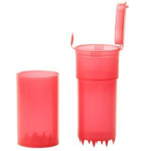 ShredTainer Red Grinder w/Storage Container - Everything But The Plant