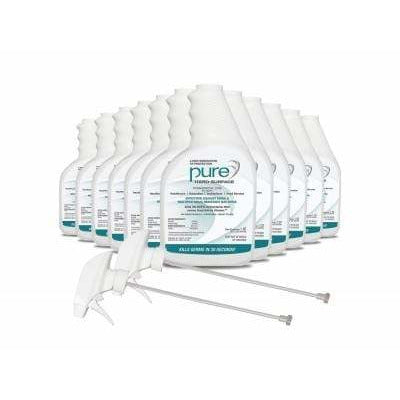 PURE® Hard Surface Disinfectant - Case Of 12 with 2 Sprayers - Everything But The Plant