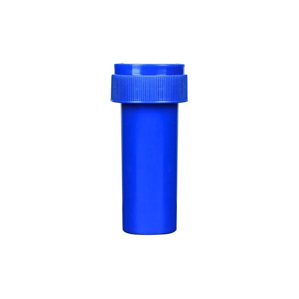 8 Dram Reversible Cap Opaque Blue - 410 Count - Everything But The Plant
