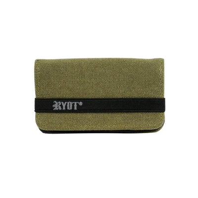 Olive Roller Wallet (small) - Everything But The Plant