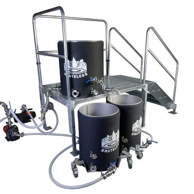 Bruteless™ Pro Hash Washing System - Everything But The Plant
