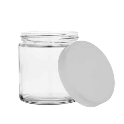 3 oz Glass Jars (150/case) - Everything But The Plant