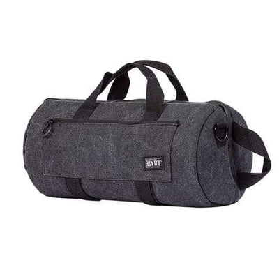 "Pro-Duffle Carbon Series with SmellSafe and Lockable Technology in Black (20"") - Everything But The Plant"