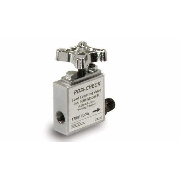 SPX 9596 MANUAL LOAD CONTROL VALVE - Everything But The Plant
