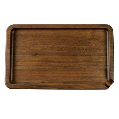 100% Walnut Wood Tray - Everything But The Plant
