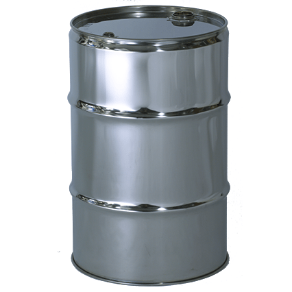 Müller 215-liter Stainless Steel Drum - Everything But The Plant