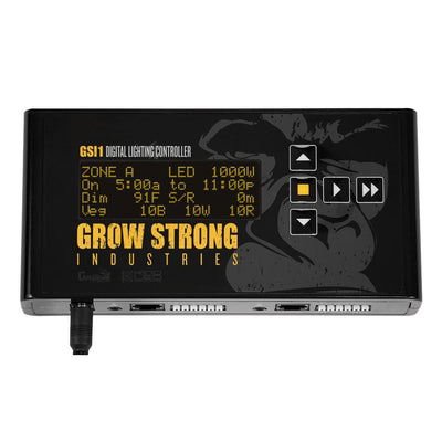 GSI1 Controller for X2 Commercial LED Grow Lights - Everything But The Plant