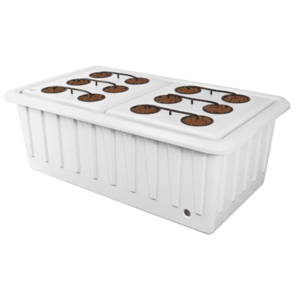 Superponic XL 12 Site Hydroponic Grow System - Everything But The Plant