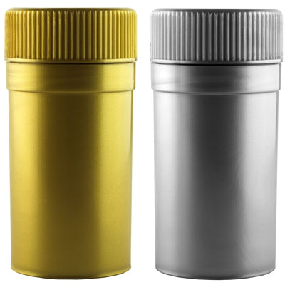 GT4 - Platinum Grinder w/Storage Container - 2 Pack - Everything But The Plant