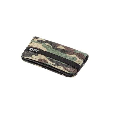 Classic Camo Roller Wallet (small) - Everything But The Plant