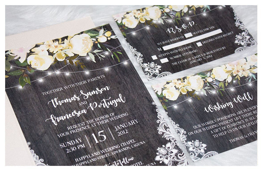 3 Ways to Personalize Your Wedding Invitation