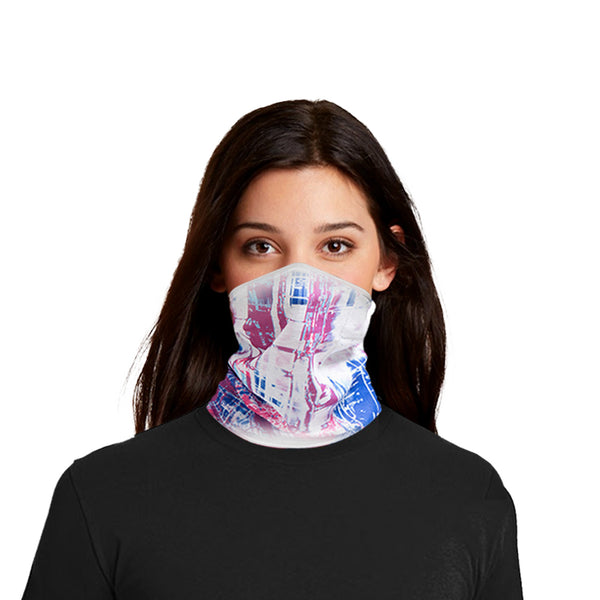 Abstract Mix Bandana
