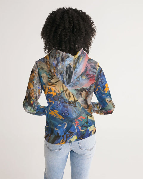 """Imagination Runs and..."" Women's Hoodie - David Austin Gallery"