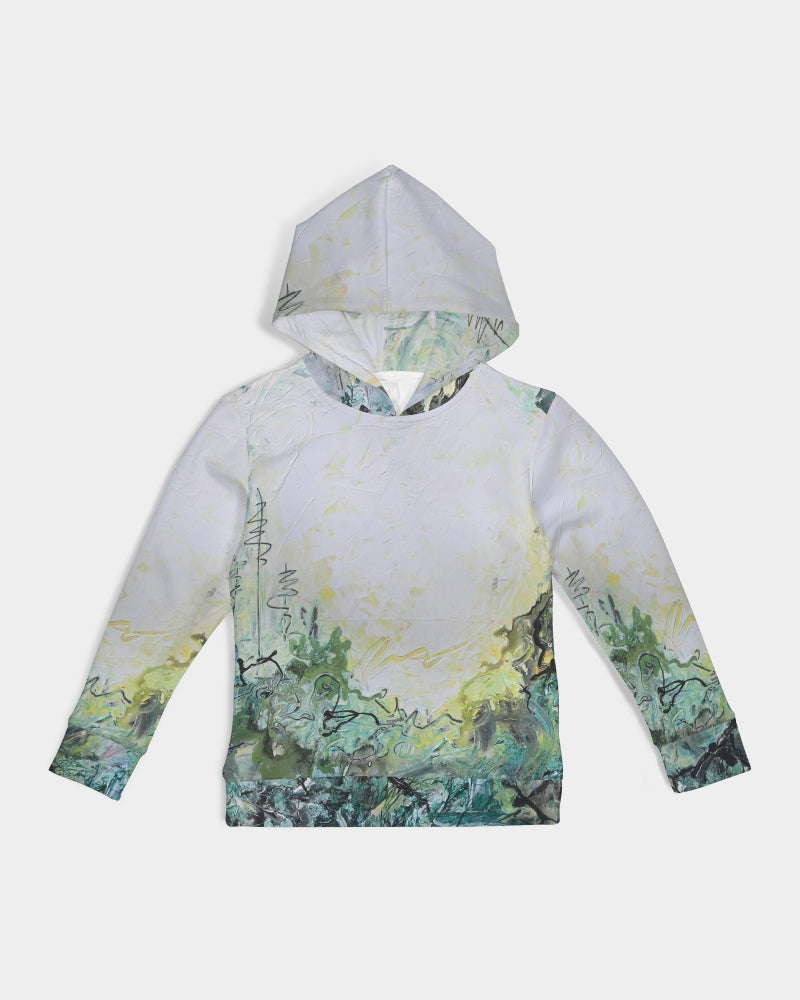 """Woods and Mountains Dreamed Of"" Kids Hoodie - David Austin Gallery"