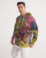Stitched Paintings #1 Men's Hoodie - David Austin Gallery