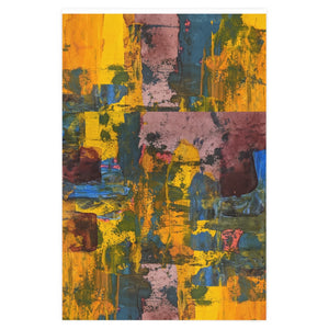 Family Ties Wrapping Paper - David Austin Gallery