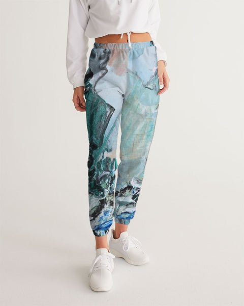 """Teal Mountain's"" Women's Track Pants"