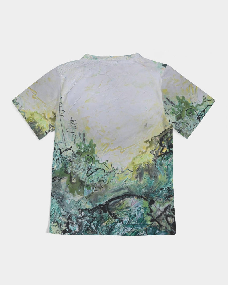 """Woods and Mountains Dreamed Of"" Kids Tee - David Austin Gallery"