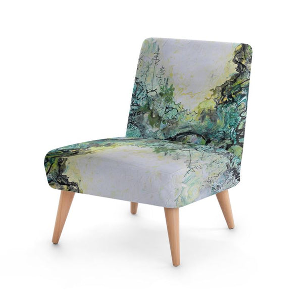 Woods and Mountain Dreams Occasional Chair - David Austin Gallery