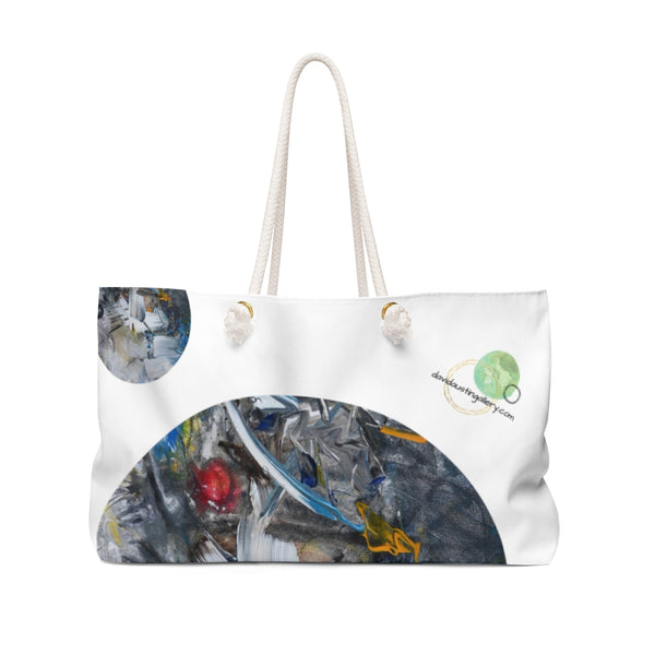 """Orbit"" Weekender Bag - David Austin Gallery"