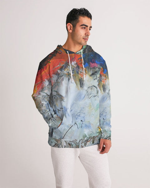 Portal of Light Men's Hoodie