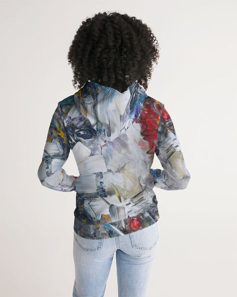 """Shadow"" Women's Hoodie - David Austin Gallery"