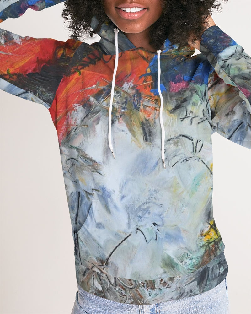 """Portal Into Light"" Women's Hoodie - David Austin Gallery"