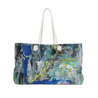 """Imagination Blooms"" Weekender Bag - David Austin Gallery"