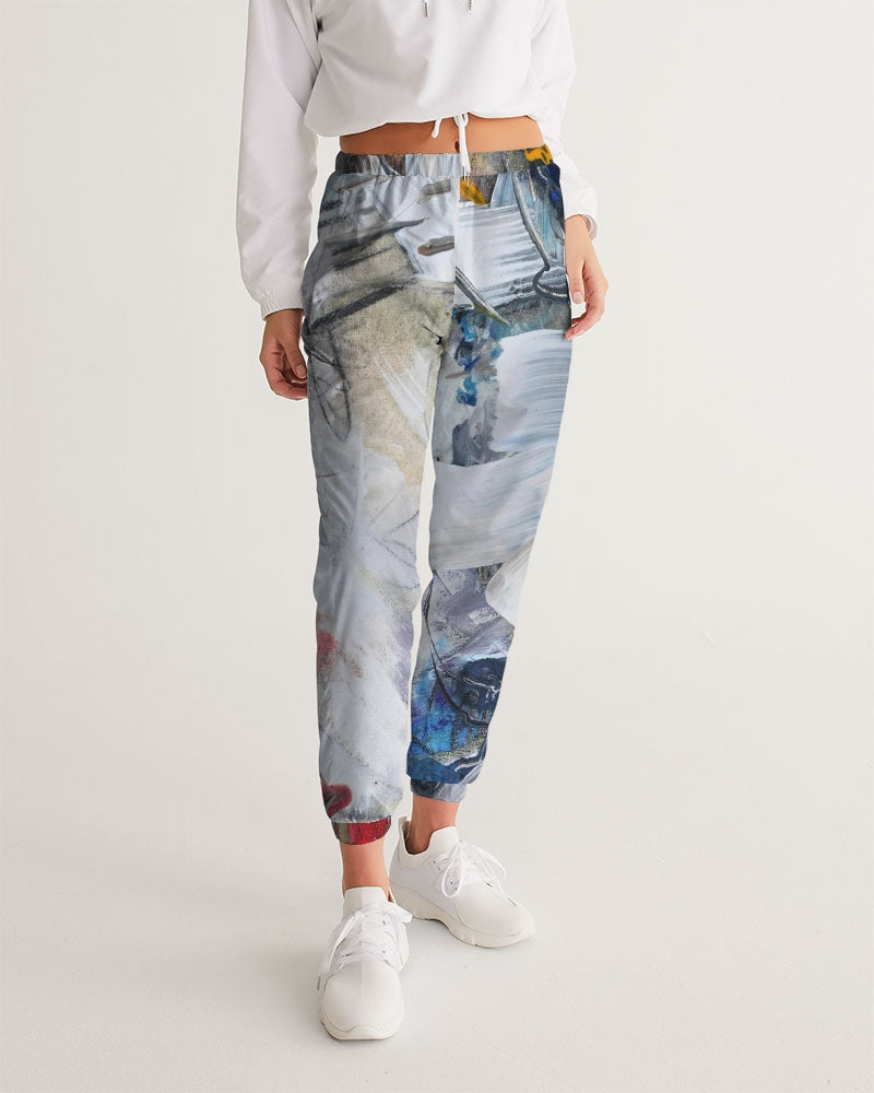 """Shadow"" Women's Track Pants - David Austin Gallery"