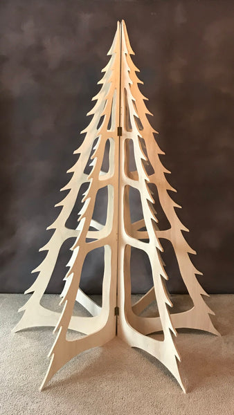 Flat Pack Christmas Tree