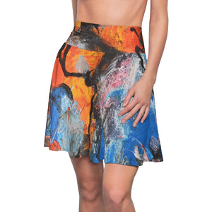 "Open image in slideshow, ""Sunrise"" Skirt Original Art by David K. Austin - David Austin Gallery"