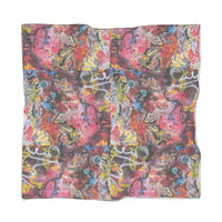Art Scarf - Original Artwork and Pattern by David Austin - David Austin Gallery