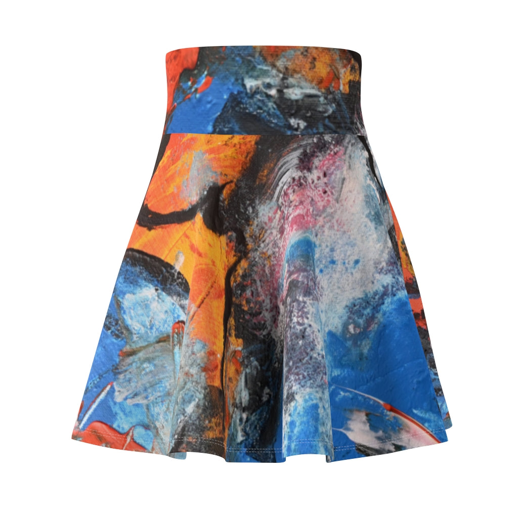 """Sunrise"" Skirt Original Art by David K. Austin - David Austin Gallery"