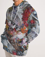 Stitched Paintings #2 Hoodie Men's Hoodie - David Austin Gallery