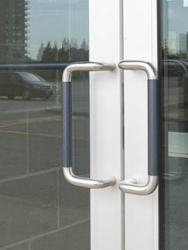 Antimicrobial Door Handles
