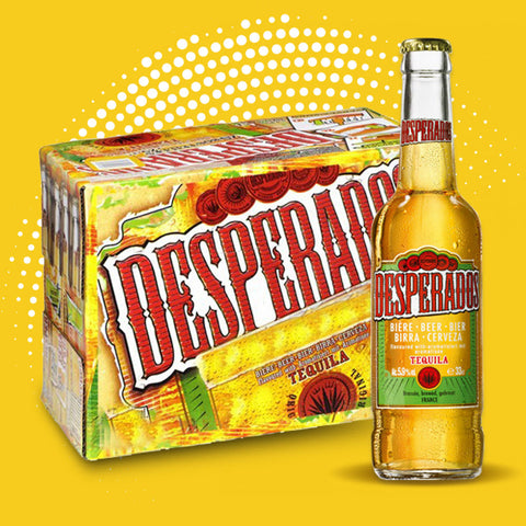 Desperados - 24 x 330ml bottles