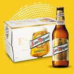 San Miguel - 24 x 330ml bottles