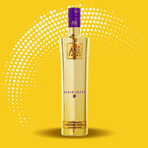 Au Vodka Black Grape 70CL