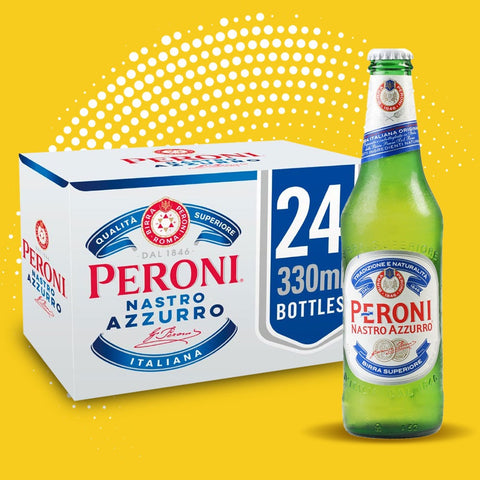 Peroni - 24 x 330ml bottles